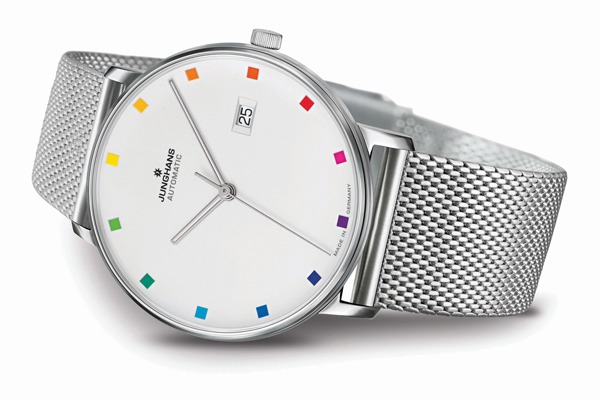 The Junghans Form A 100 Year Bauhaus